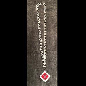 """Jewelry - 12"""" Texas Tech Necklace"""